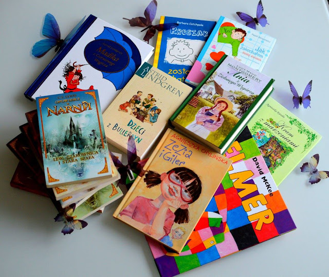 Klasyka dla Smyka – marcowe rozdanie książek