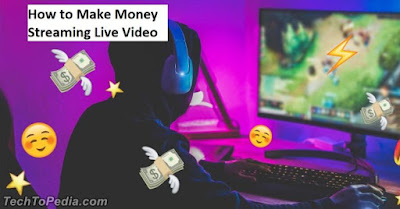 How to Make Money Streaming Live Video Games