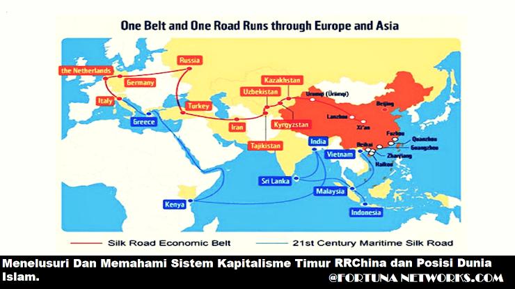 Menelusuri Dan Memahami Sistem Kapitalisme Timur RRChina dan Posisi Dunia Islam