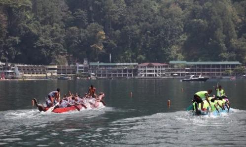 Lomba Solu Bolon Paling Diminati Pada Poldasu Toba Lake Fiesta (PTLF) 2019