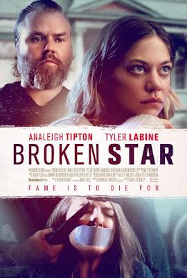 Broken Star 2018 DVD R1 NTSC Latino