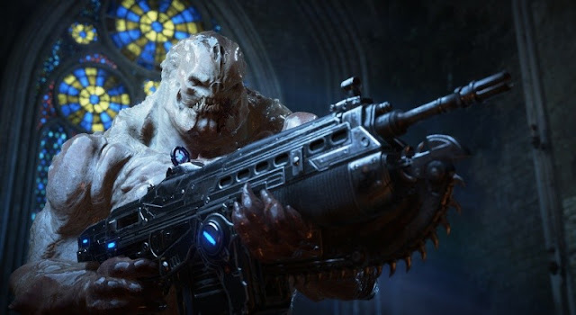 لعبة Gears of War 4 ستعمل بمعدل 60 إطار في طور اللعب الفردي على جهاز Xbox One X
