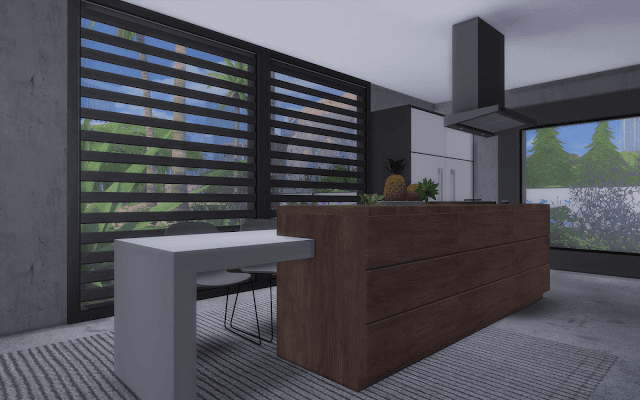 download kitchen Sims 4