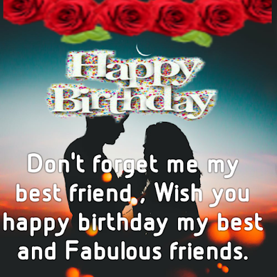 Happy birthday images for friends