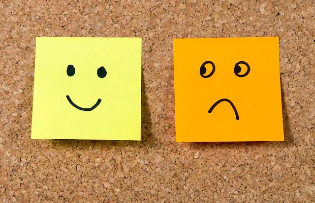 الإحساس بالمشاعر السلبية وقبولها