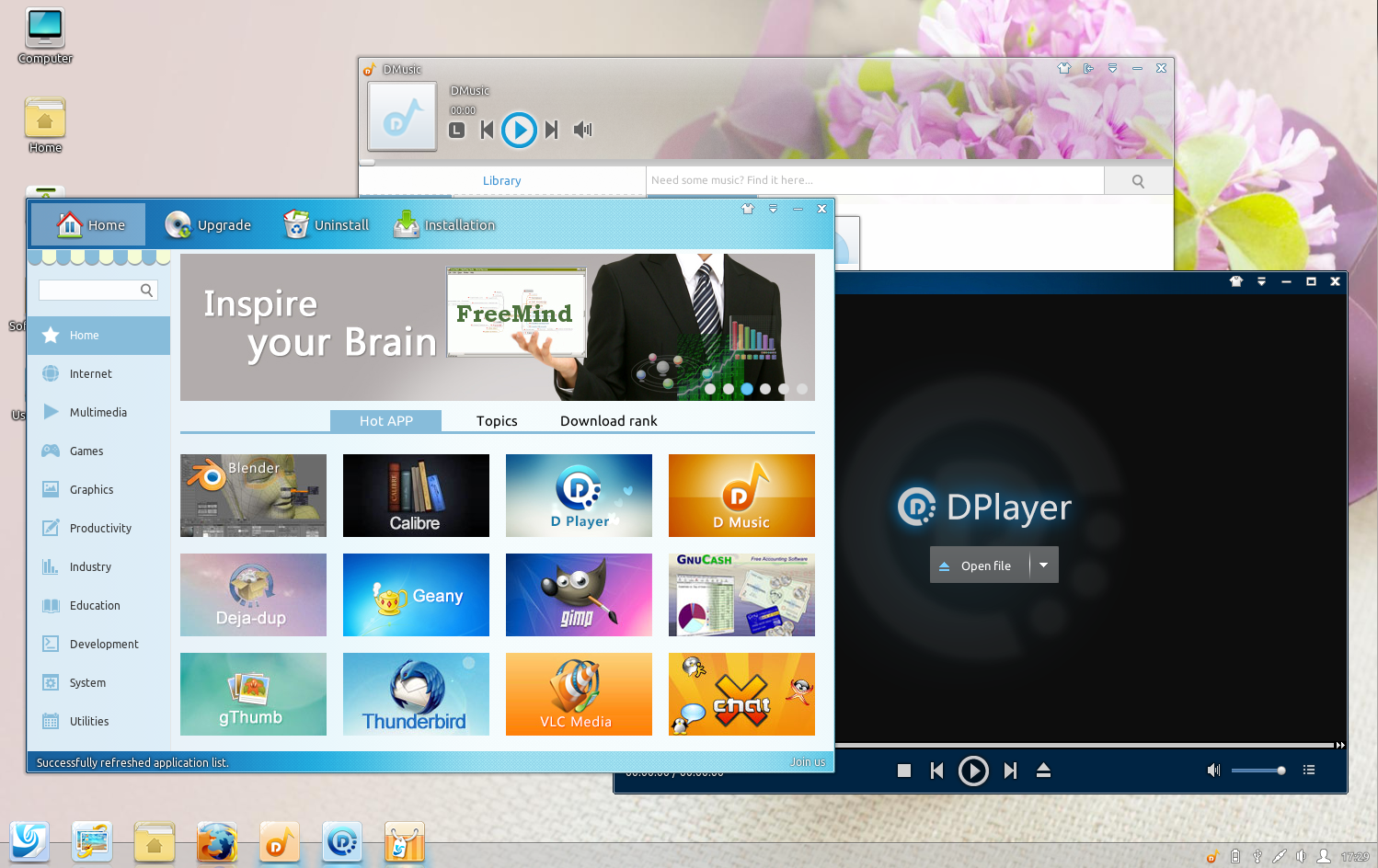 Linux Deepin 12 12 Released With New Desktop Environment