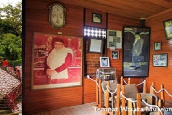 OBJEK WISATA MUSEUM BUYA HAMKA KABUPATEN AGAM SUMATERA BARAT (SUMBAR)