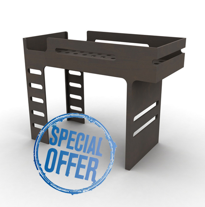 F bunk bed in dark - Special offer