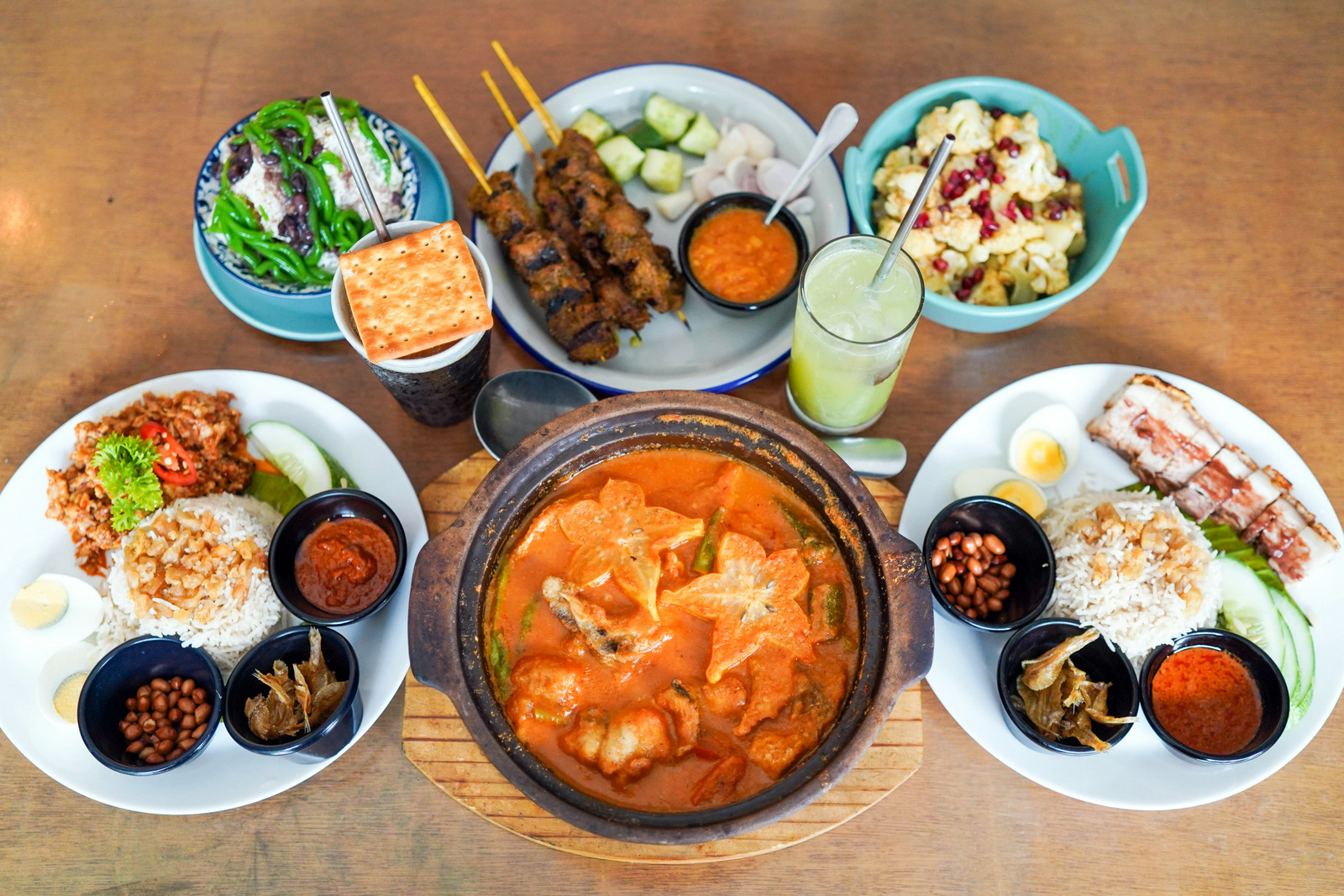 Kampung Contemporary Dining: Hearty Malacca-born recipes find a soulful home