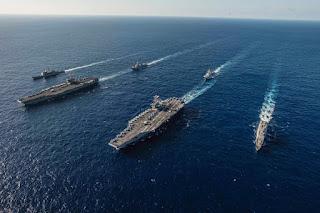 Armada Perang US Navy AS