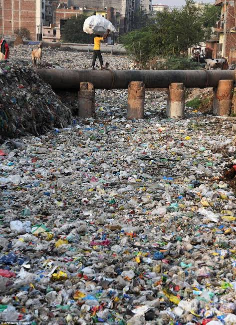 Top 10: most polluted city in the world