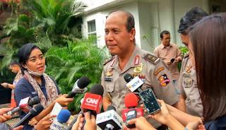 Polri: 10 Orang Ditangkap Diduga Makar dan Langgar UU ITE - Commando
