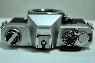 shutter speed pada Fujica ST801