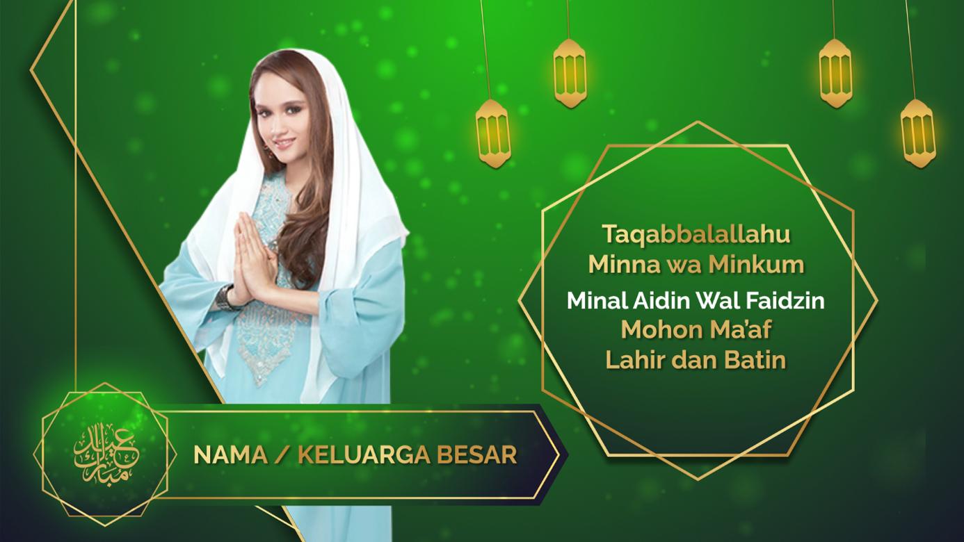 Jasa Pembuatan Video Ucapan Hari Raya Idul Fitri