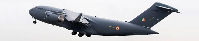 Indian Air Force C-17, C-130J Aircraft Back From Afghan Evacuation Operations