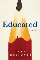Educated by Tara Westover book cover and review