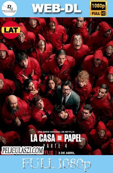 La Casa de Papel (2020) Temporada 4 Full HD  NF WEB-DL 1080p Castellano