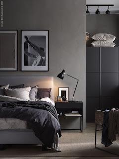Dekorasi kamar Tidur Cowok Cool