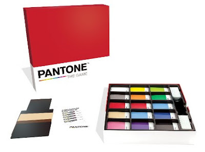 Cryptozoic Entertainment Pantone The Game