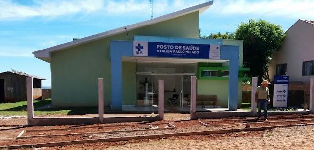 Roncador: Prefeitura realiza melhorias no Posto de Saúde