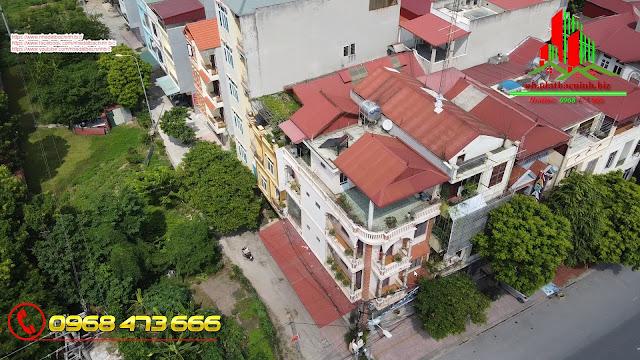 bán nhà góc hai mặt tiền xây dựng 3,5 tầng đường Nguyễn Đăng Đạo phường Đại Phúc tp Bắc Ninh