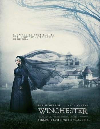 Winchester (2018) English 480p WEB-DL 300MB