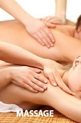 Massage pour atténuer les effets du stress