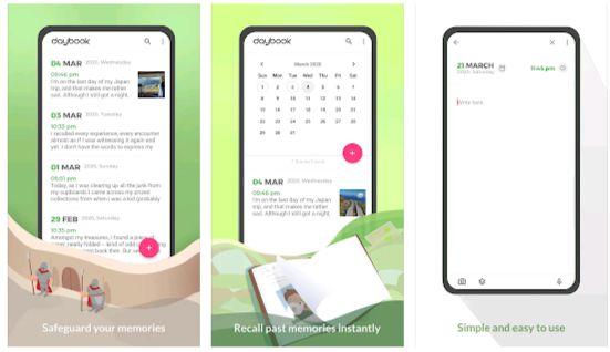 Daybook Premium Apk