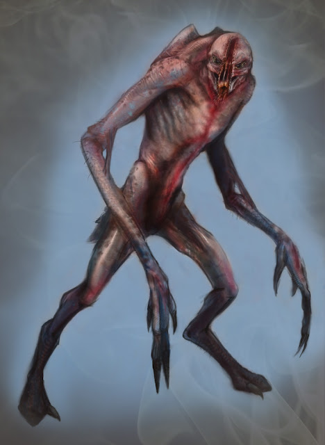 The Art of Cody Raiza: Humanoid Creature Design