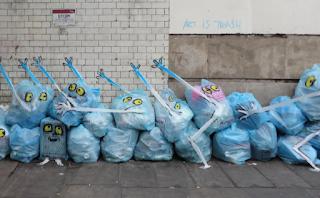 Do ready-made á trash-art
