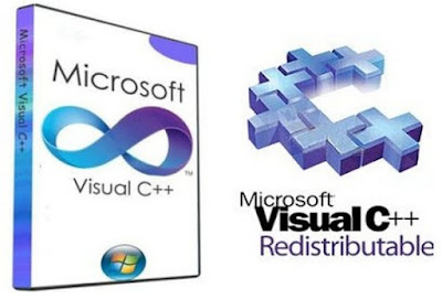 Microsoft Visual C++ Redistributable 32bit and 64bit