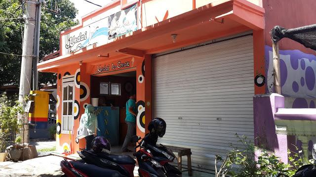 Kedai Ice Cream ASABRI