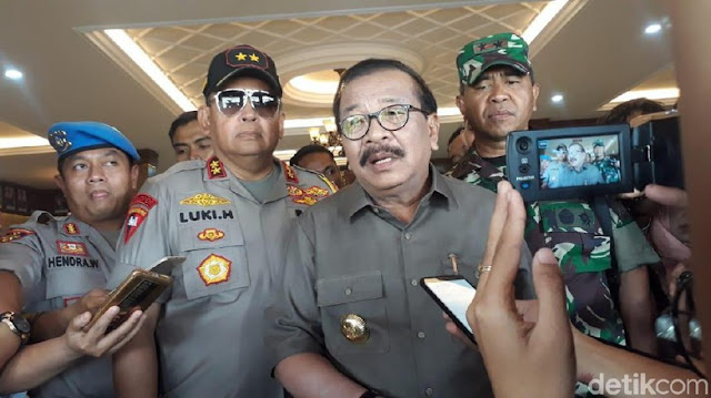 12 Kepala Daerah Dicokok KPK, Gubernur Jatim akan Datangkan Psikolog