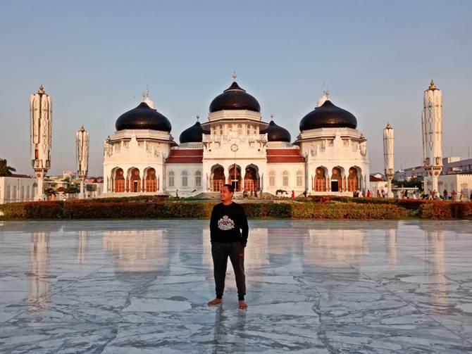 Masjid Raya Baiturrahman, Aku Kembali Lagi..!!