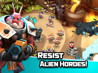 Alien Creeps TD Apk v2.12.0 Mod Money