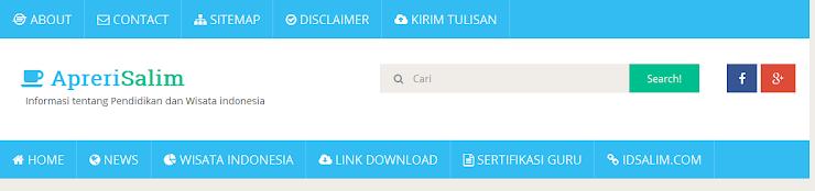 Cara membuat icon pada menu blog