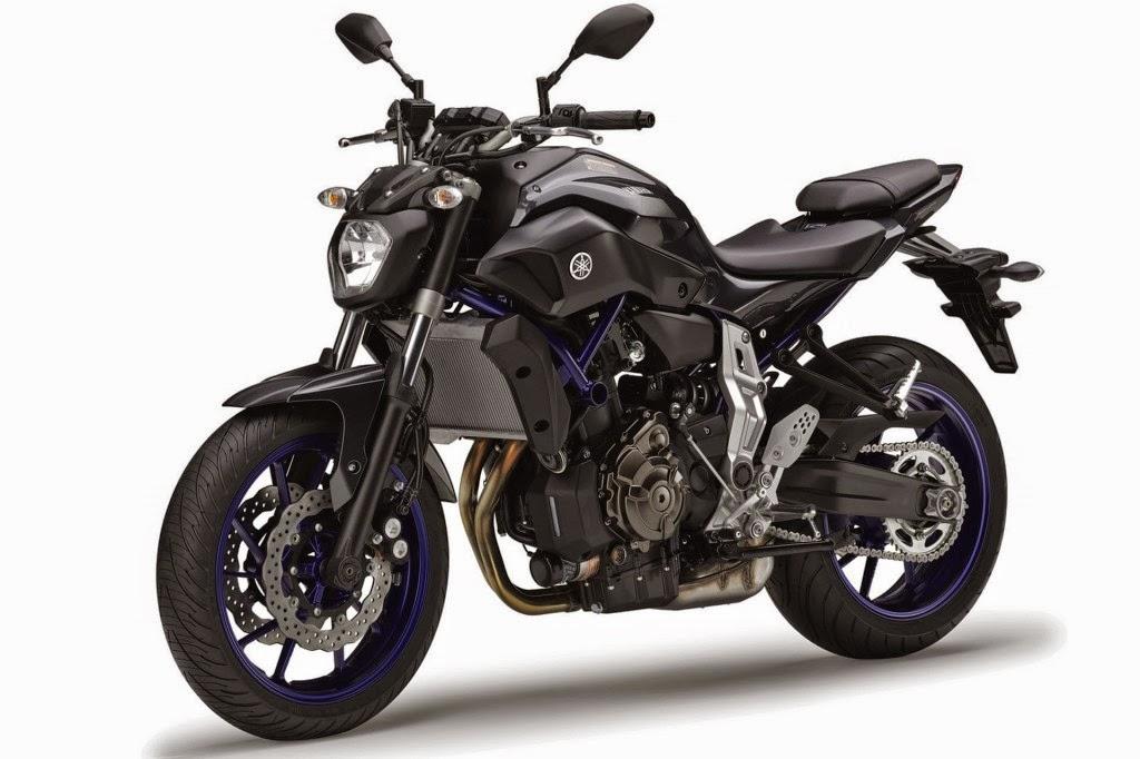 Yamaha MT-07 Malaysia Dibandrol 42.000 RM
