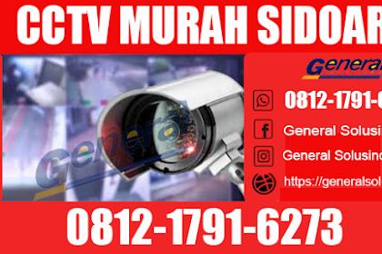 CCTV Murah Waru Sidoarjo Terlengkap dan Bergaransi Resmi