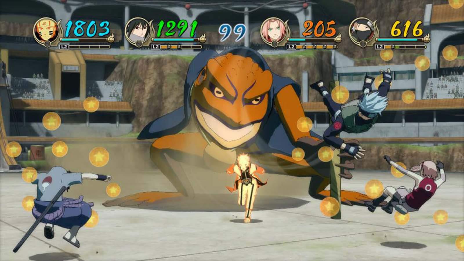 تحميل لعبة Naruto Shippuden Ultimate Ninja Storm Revolution مضغوطة كاملة بروابط مباشرة مجانا