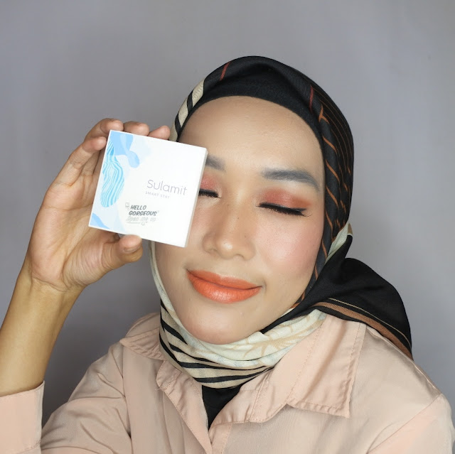 Review Produk Sulamit-Smart Stay Powder
