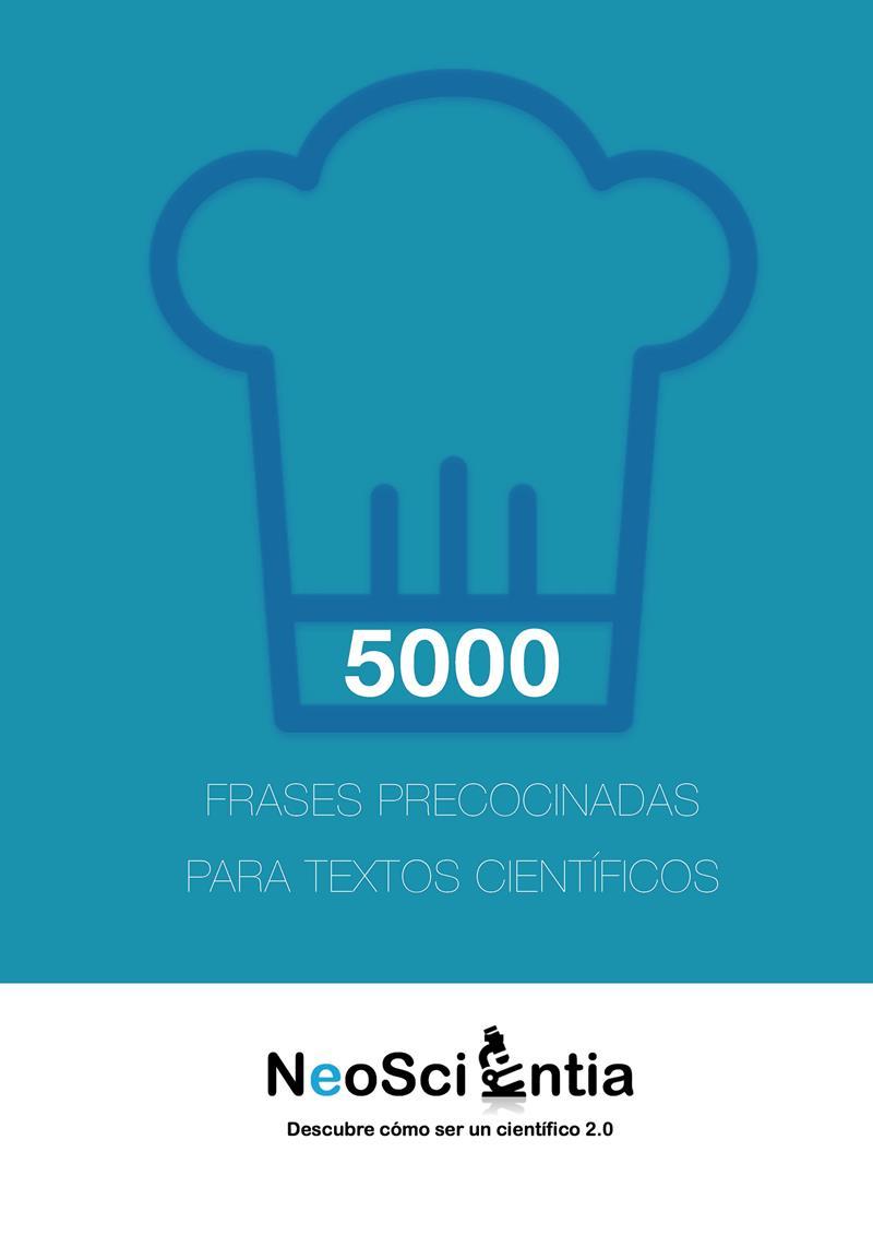 5000 Frases precocinadas para textos científicos