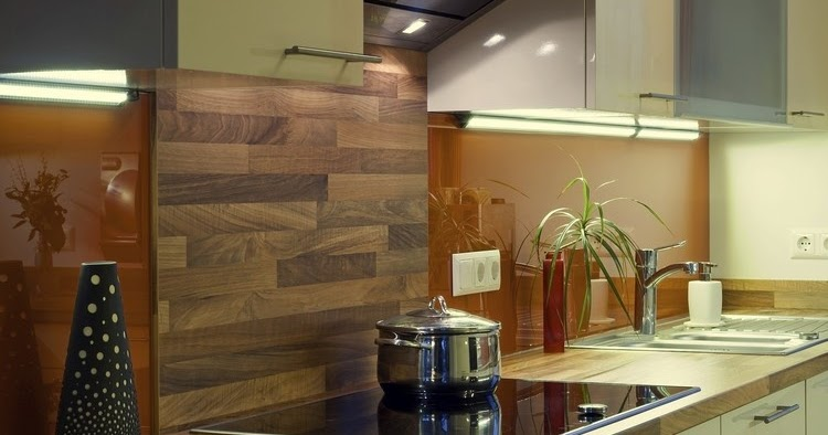 Cool kitchen backsplash ideas wooden back splash designs - Maximizing design of living room by determining its needs ...