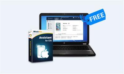 برنامج, موثوق, لإدارة, ملفات, iOS, وأجهزة, iDevices, على, الكمبيوتر