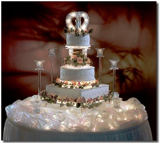 Cake Decorating Wedding Ideas: Best Wedding Idea: Elegant Classic Wedding Cakes