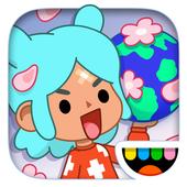 تحميل لعبة Toca Life World: Build stories & create your world للأيفون والأندرويد XAPK