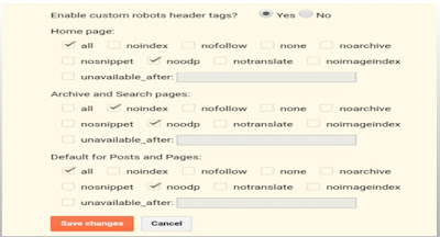 Custom-robots-header-tag-settings-blogger