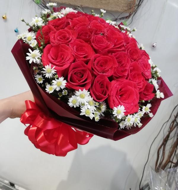 hoa tang valentine