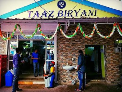 Taaz-Biryani-Kharagpur