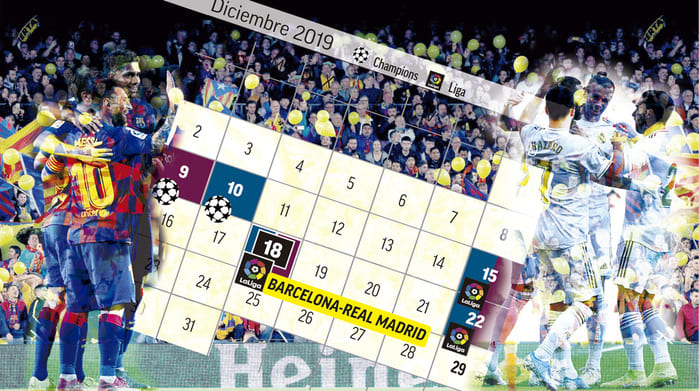 Barcelona y Real Madrid pierden antes de arrancar en la Liga de Campeones de Europa