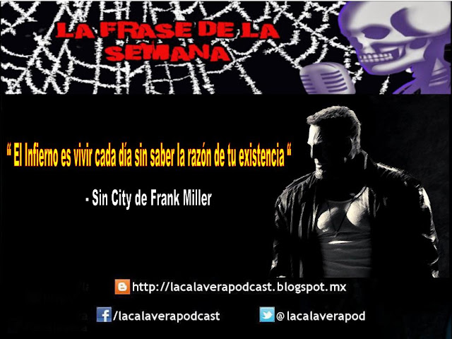 Sin City es el título de una película basada en un miniserie de historietas del mismo nombre, con guión de Frank Miller.
